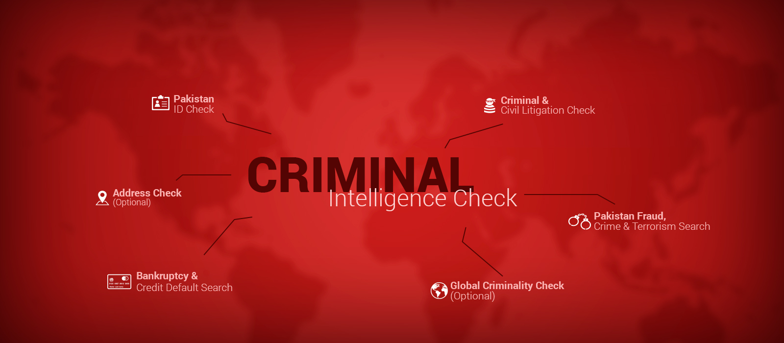 Get Discounted Criminal Intelligence Check Services