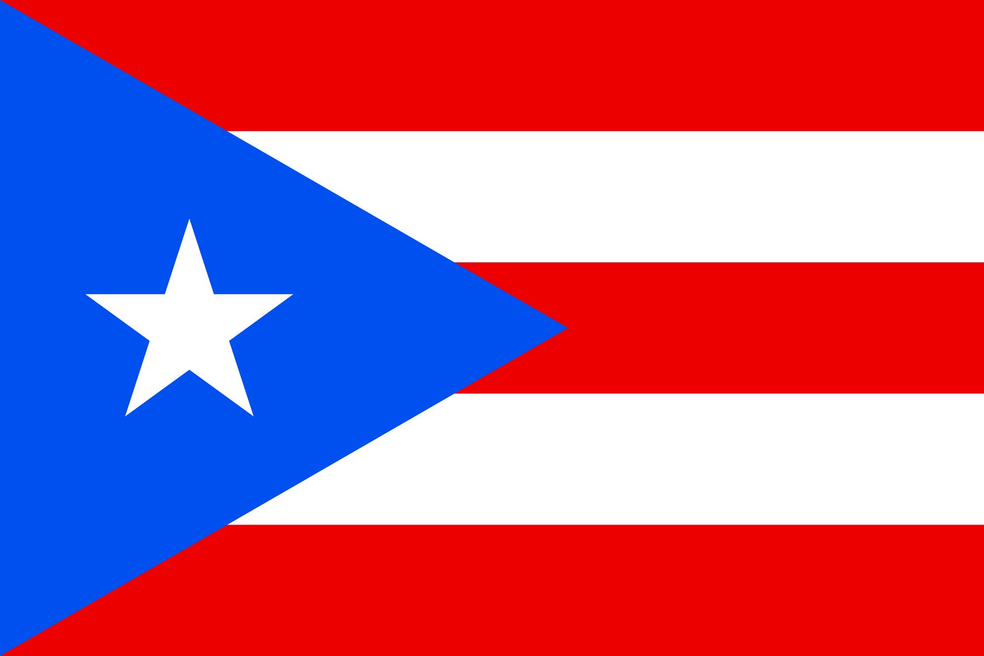 County Court Judgements (CCJ), Puerto Rico
